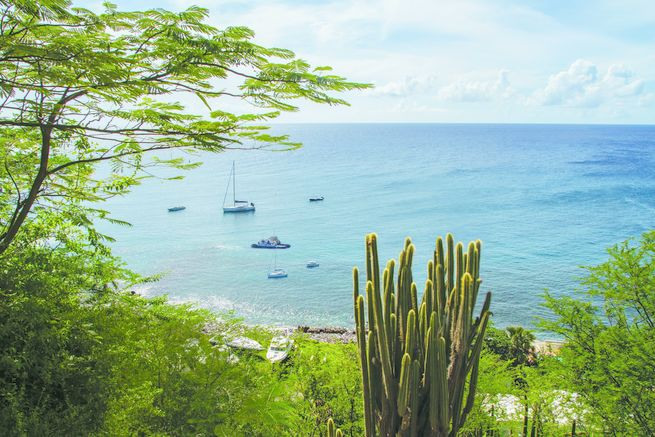 Leeward Islands, Caribbean