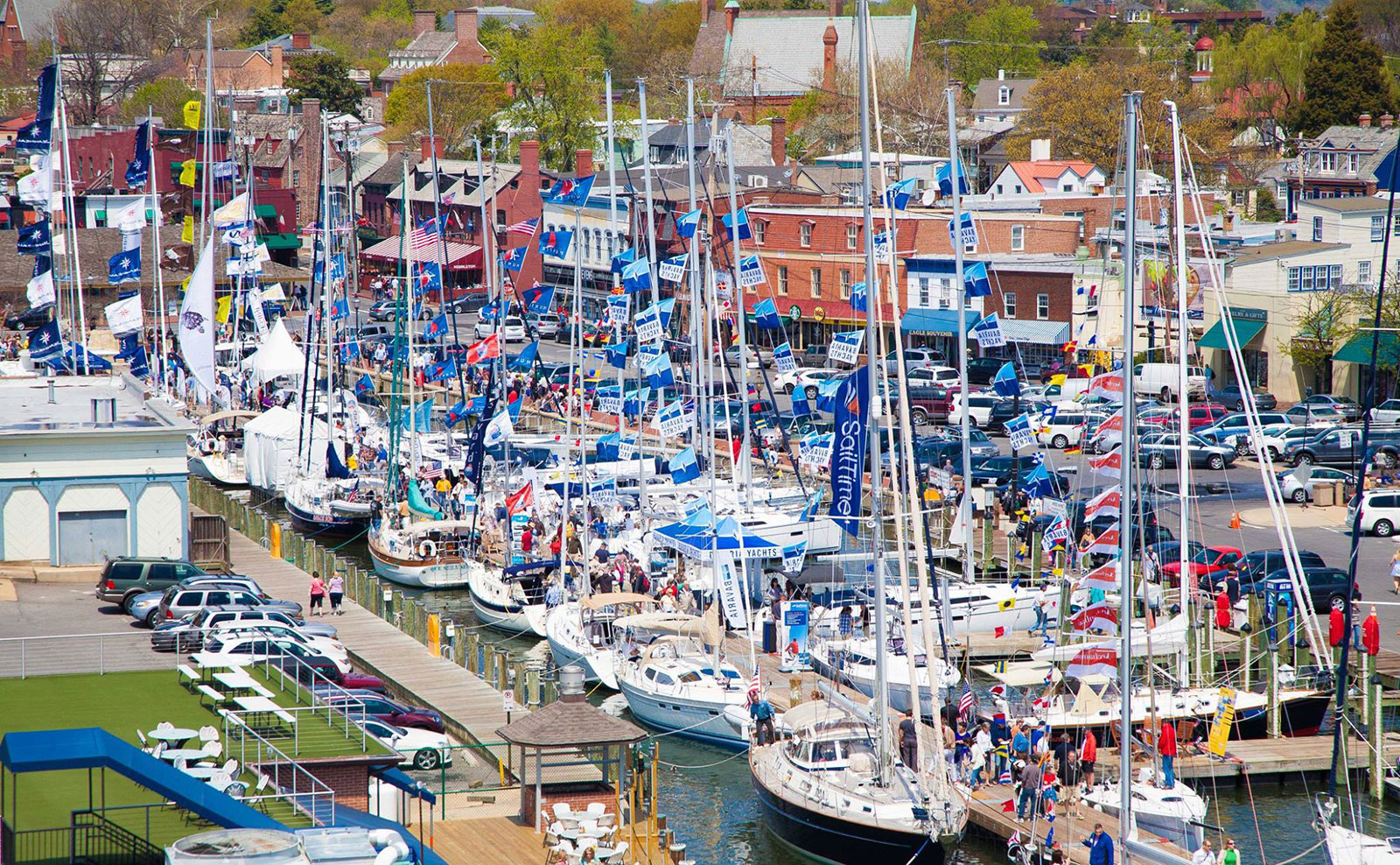 US Sailboat Show, Annapolis, Maryland