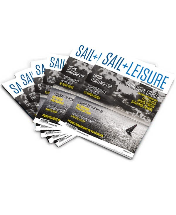 Sail and Leisure-Print Issue4