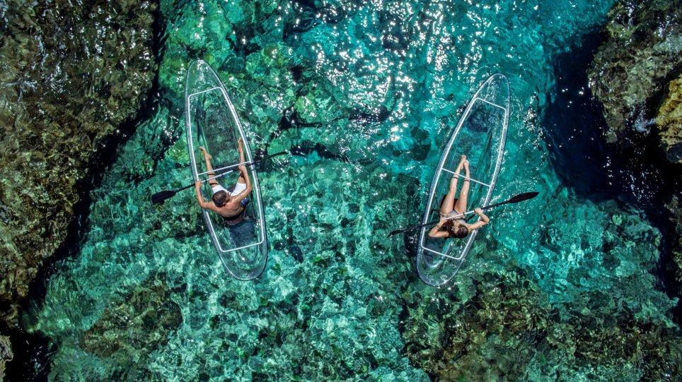 Crystal Kayak