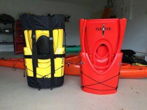 Pakayak Packable Portable Kayak Packed