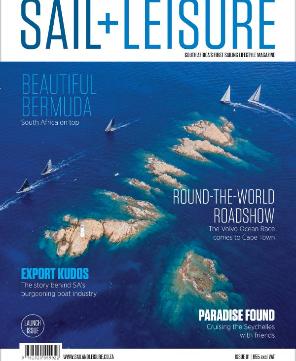 Sail and Leisure Issue 1 Cover