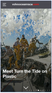 Volvo Ocean Race App