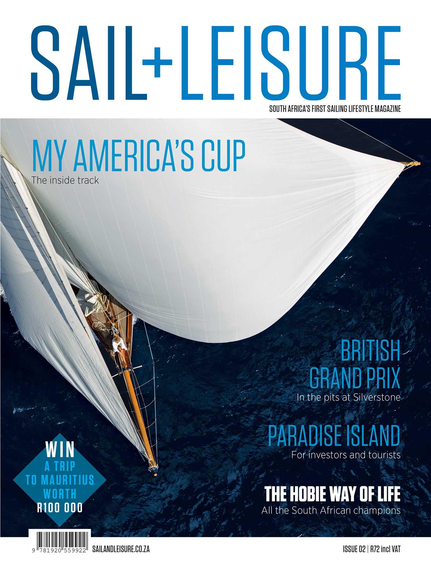 Sail+Leisure issue 2
