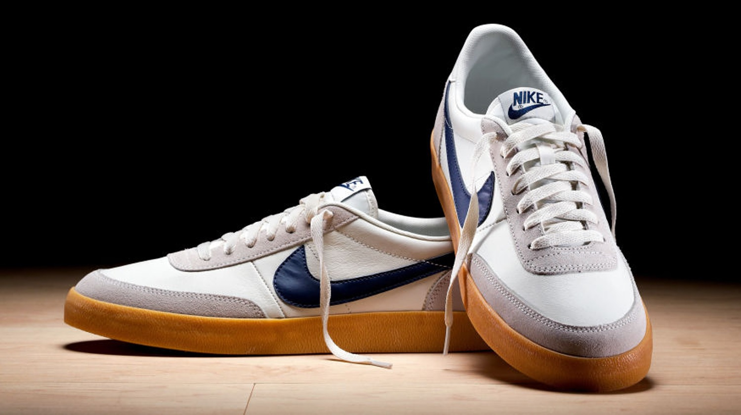 Nike Killshot sneakers by J. Crew