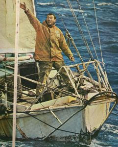 Sir Robin Knox-Johnson on Suhaili