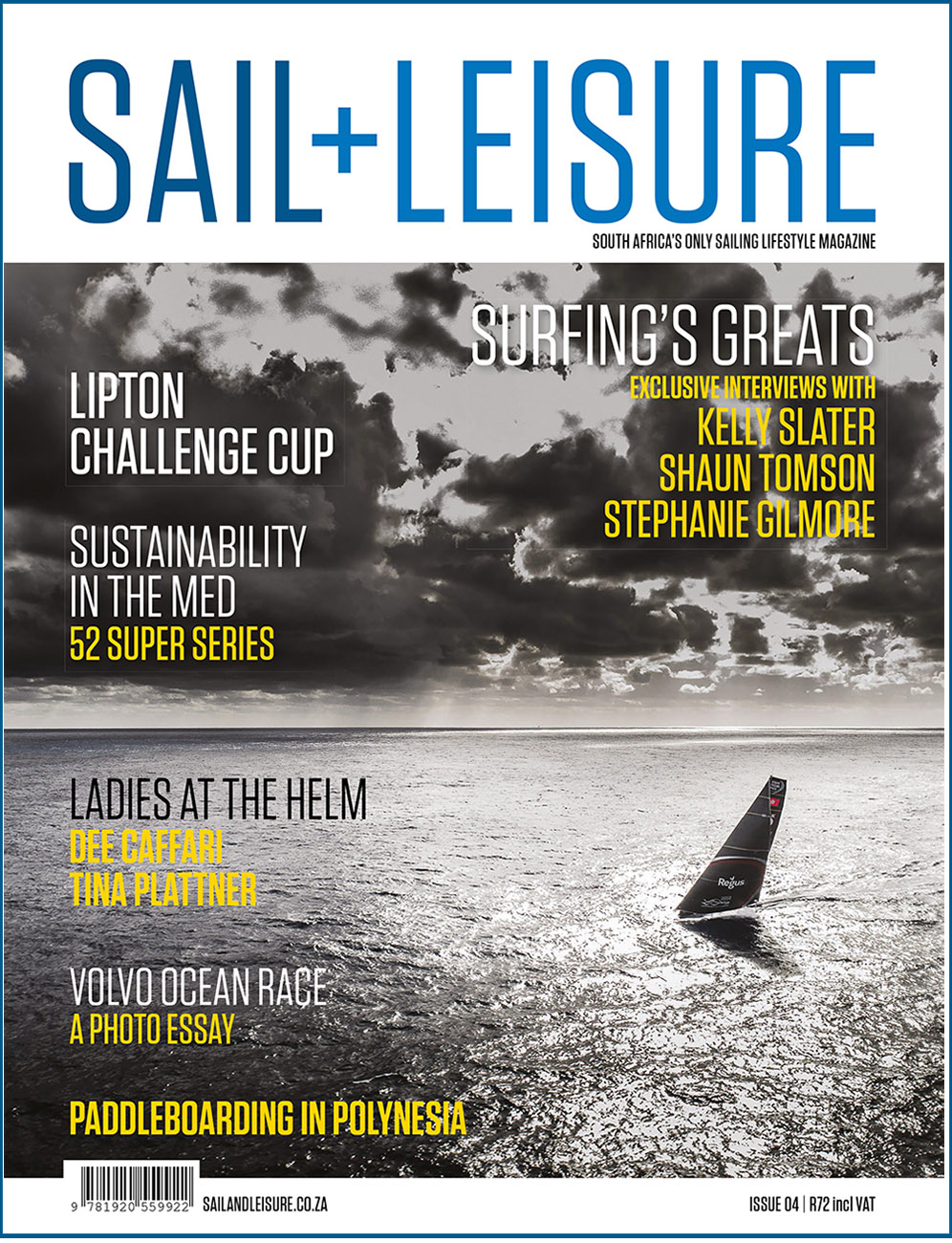 Sail and Leisure Issue 4