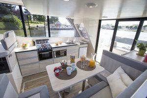 Le Boat - Horizon interior
