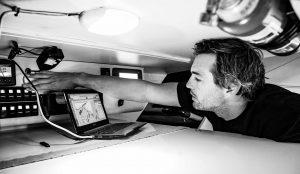 Navigator, Shaun Pammenter