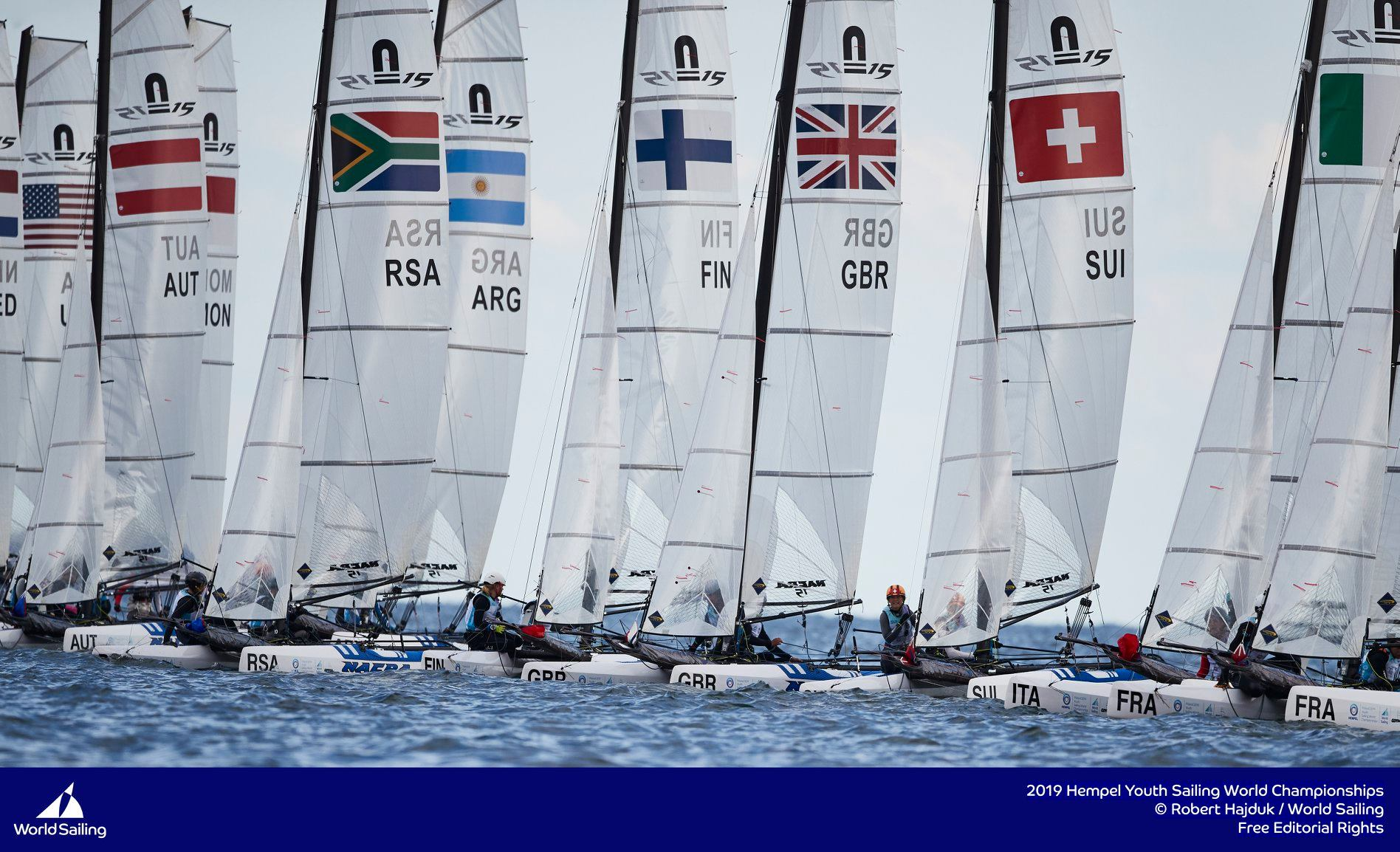 Hempel World Youth Sailing Championships
