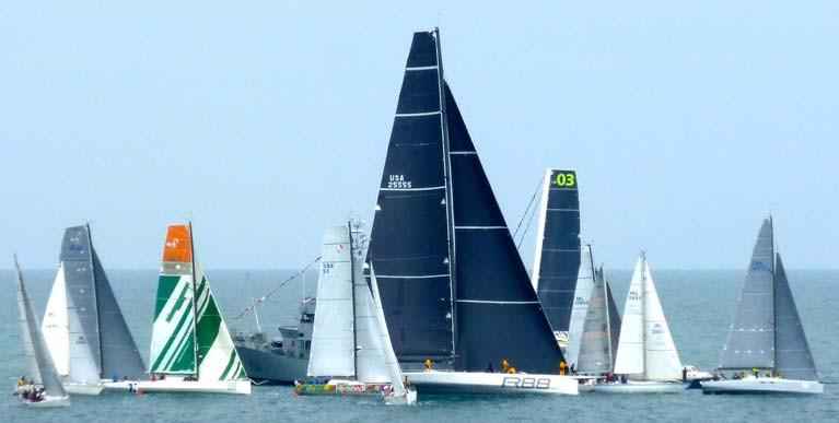 Round Ireland Yacht Race