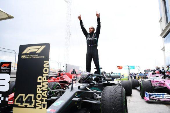 Lewis H F1