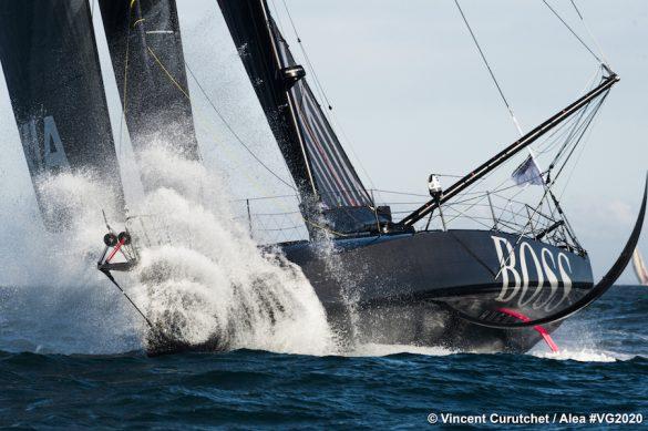 Vendée Globe Race- Hugo Boss