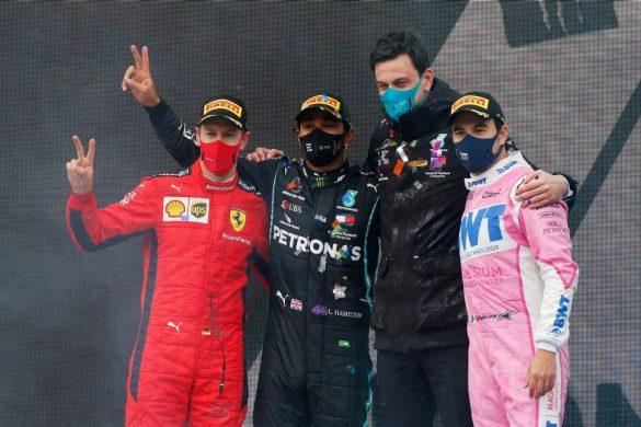 F1 winners