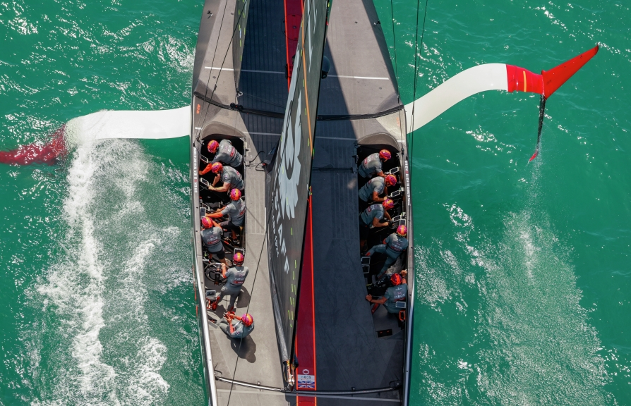 INEOS Team UK America's Cup