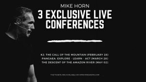 Mike Horn conferences