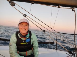 Heidi Burger - World Sailing Council