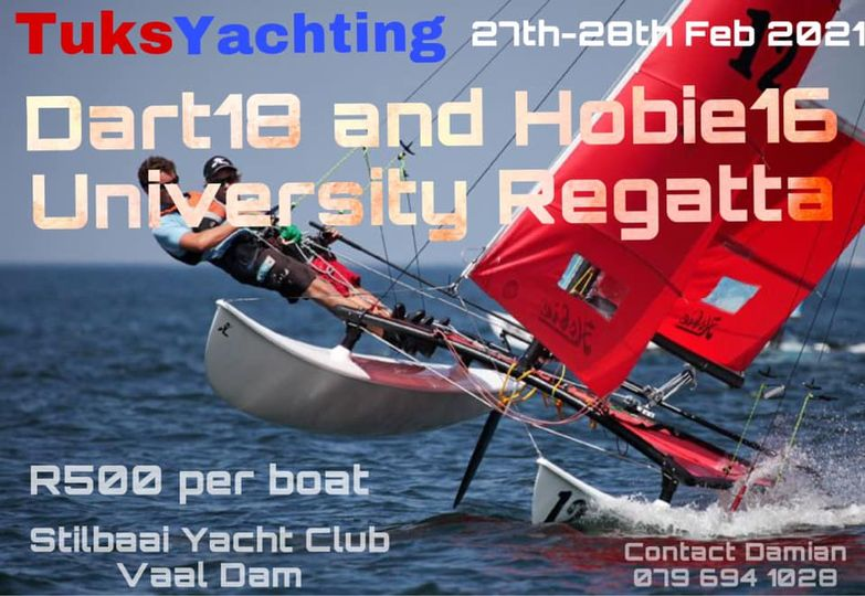 University Sailing Open Regatta