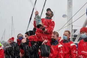 Boris Herrmann Vendee Globe finishers