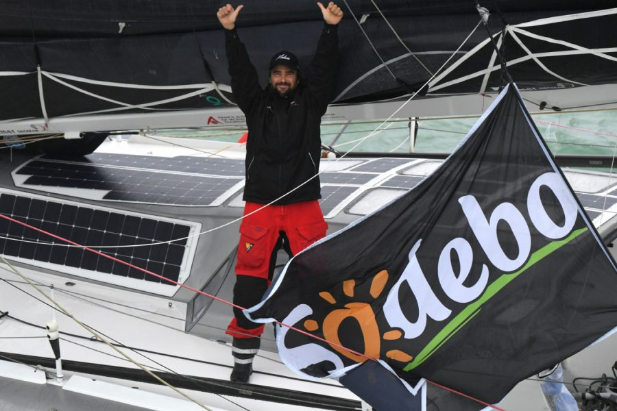 Boris Herrmann Vendee Globe finishers