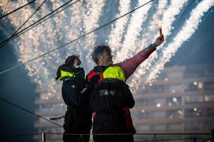 Yannick Bestaven Vendee Globe finishes
