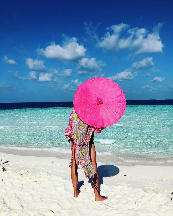 The Maldives Allison Foat