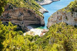 Best islands in Croatia