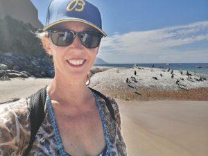 Debbie Hathway Marine Safari Tintswalo Boulders