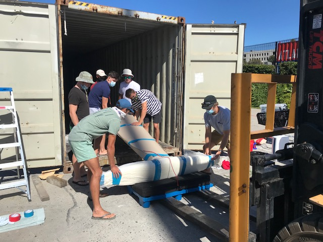 Packing up a CAPE 31