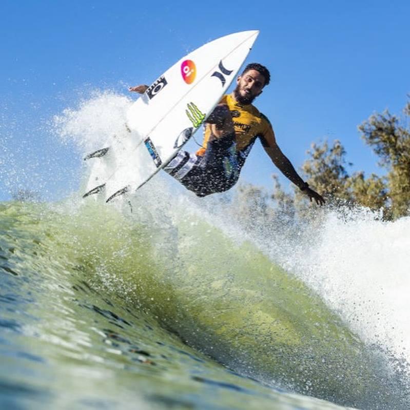 WSL Surf Ranch Pro