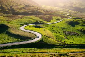 English Countryside - most beautoful road trips in Europe