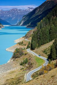 Tyrol most beautiful road trips